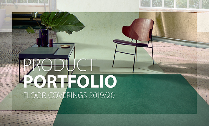 Forbo Flooring Systems Product Portfolio 2019/20