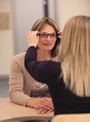 Eyecare and wellbeing link registers in Scotland
