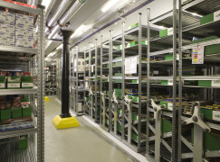 Transforming Storage With The Mobile Stockroom SYstem