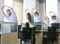 Ten great ways to help improve your staff wellbeing