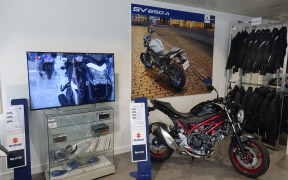 SUZUKI CHOOSES SONY TO MODERNISE DIGITAL SIGNAGE ACROSS 106 STORES