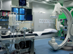 Ultimo used for bio-­technological service of University Hospital Brussels