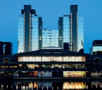 CBRE - Towers 1 and 2 Harbour Exchange, Isle of Dogs, London