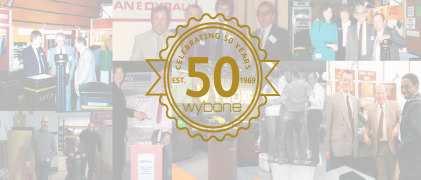 We're celebrating our 50th anniversary!