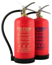 Safelincs P50 Service-Free Fire Extinguishers