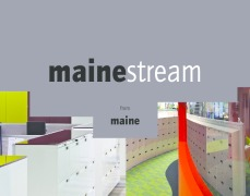 Mainestream range of storage