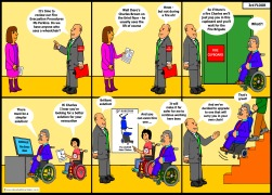Disability Access and Egress Advice