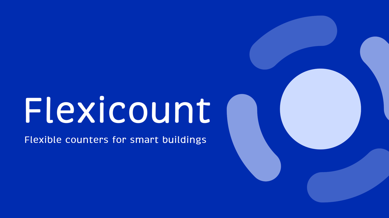 Flexicount - Flexible counters for smart buildings