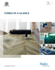 Forbo 'At a Glance'
